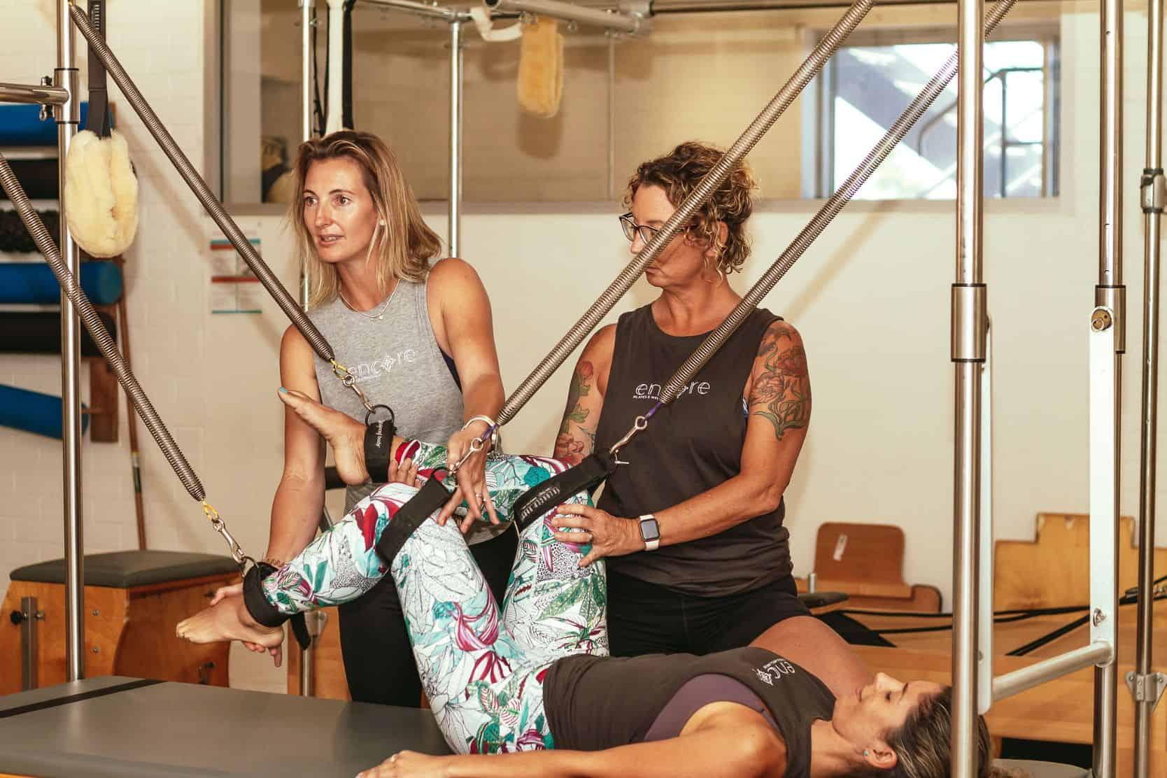 Find-a-pilates-studio