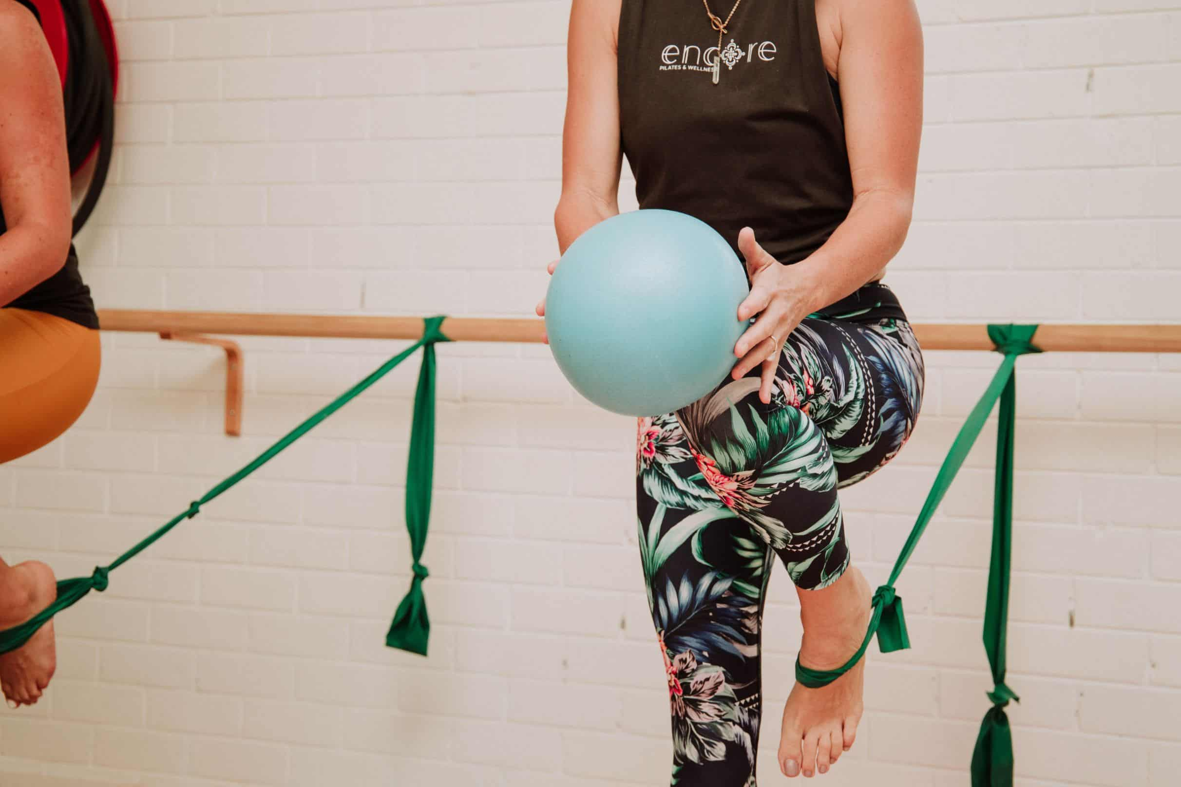 exercising with intention