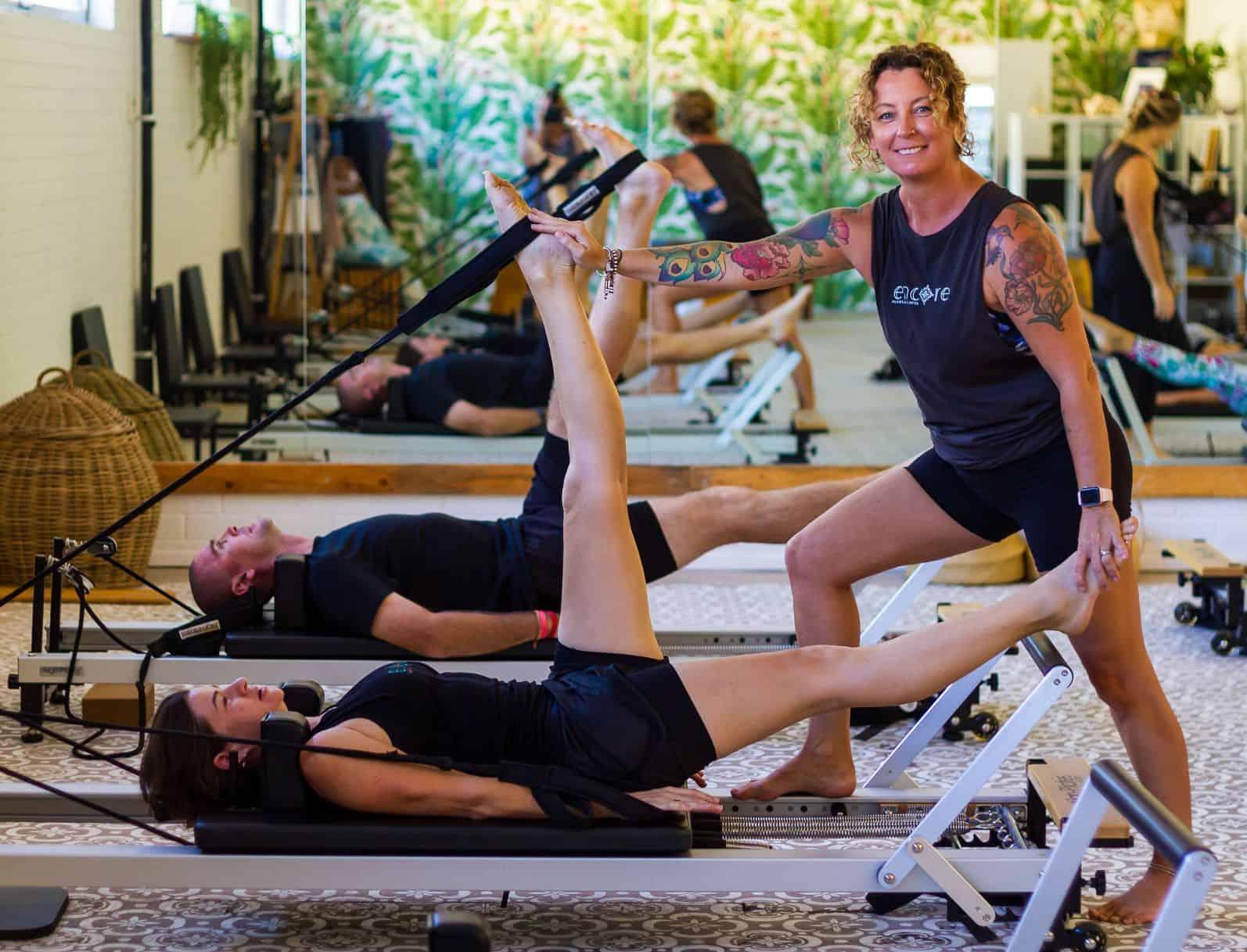 pilates for fitness