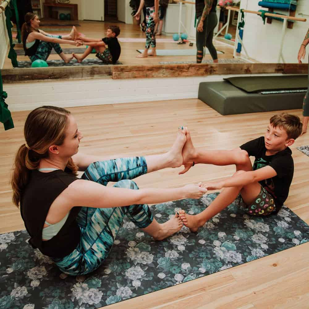 sq pilates for kids