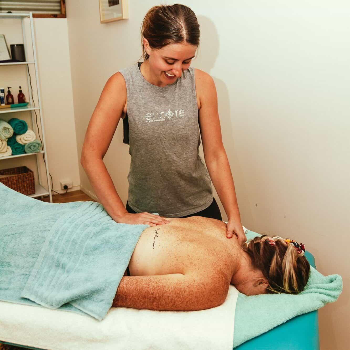 remedial massage therapy darwin square